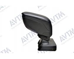 Подлокотник Opel Astra G 1998- /черный/ AVTM (545201603)