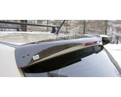Дефлектор заднего стекла Nissan Qashqai 2007-2009 темный EGR (527181)