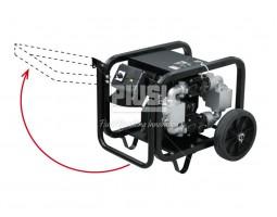 ST 200 200 л/мин 220В узел для перекачки ДТ с колесами и ручкой Piusi