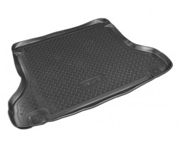 Ковер в багажник авто Audi A4 (B6.8E/B7.8E) седан (01-07) полиуретан 1шт. Norplast