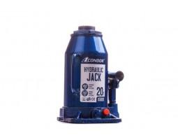 Домкрат гидравлический бутылочный CONDOR 20т картон (K5020)