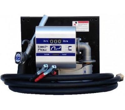 Колонка для ДТ без шланга и пистолета Adam Pumps WALL TECH 60 л/мин 12В