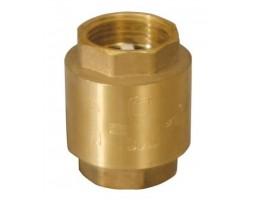 Клапан запорный с фильтром Ду 50 (латунь) Gespasa