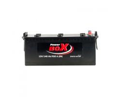 Аккумуляторная батарея POWER BOX 6CT-140 А1 Euro