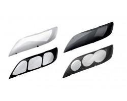Защита фар FORD FOCUS III 2008, (очки) SIM (SFOFO30824)