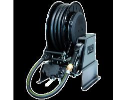 Hose Reel 45 л/мин 12В насос для ДТ с колесом для намотки шланга 14 м Piusi