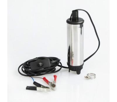 Насос для перекачки топлива REWOLT погружной 50мм 12В RE SL016-12v
