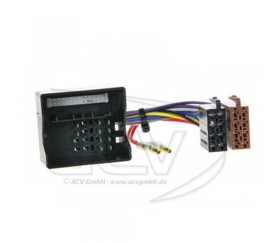 Переходник Авто-ISO 1195-02 Mercedes E-Klasse/CLS/SLK ISO