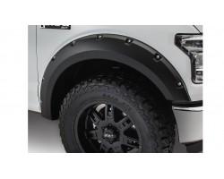 Расширители колесных арок Toyota Tundra 2014- , к-т 4 шт Bushwacker (3091702)
