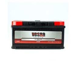 Аккумуляторная батарея 100 Ah Vesna Premium Euro (0) низкий