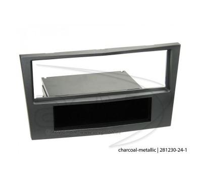 Рамка переходная 281230-24-1 Opel Astra H/Corsa D/Zafira B (charcoal-metallic)