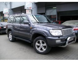 Расширители колесных арок Toyota Land Cruiser 100 1998-2006 8 шт. EGR (11523)