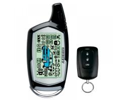 Автосигнализация Sheriff ZX-1090 PRO без сирены