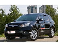 Спойлер задней двери Honda CRV 2006-2011 под покраску EGR (SPLRCRV07)