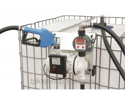 SAD-1000M 45 л/мин 220В заправочный модуль для AdBlue с счетчиком (для контейнера 1000 л) Gespasa