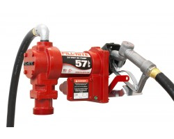 Насос на бочку для бензина Adam Pumps FILL-RITE 24В (ATEX)