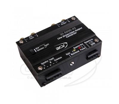 Конвертер-драйвер линейный ACV 30.5000-42 (2 канала) Premium Level Line