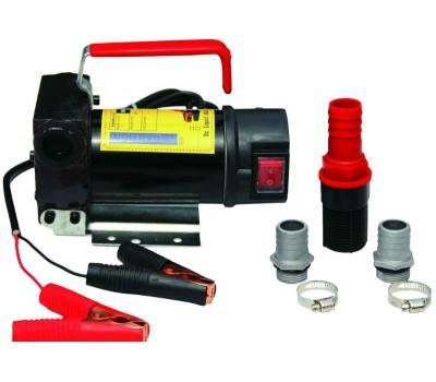 Насос топливо перекачивающий помповый 12В Дорожная карта (DK8011-B-12V)