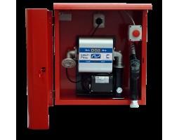 Колонка для ДТ Adam Pumps ARMADILLO 60 л/мин 12В