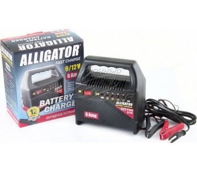 Зарядное устройство АКБ ALLIGATOR 6А, 6-12V