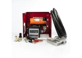 Мини АЗС REWOLT для дизельного топлива на 24В 80л/мин RE SL011A-24V