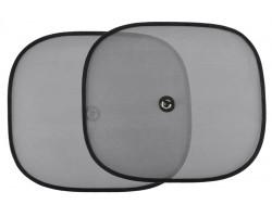 Солнцезащитные шторки WINSO для боковых окон 44х38см, 2шт. (144380)