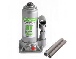 Домкрат гидравлический (бутылочный) БЕЛАВТО 8т высота подъема 200-385мм (DB08)