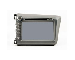 Штатная магнитола Globex GU-H823 Honda Civic 2012 (без карты)