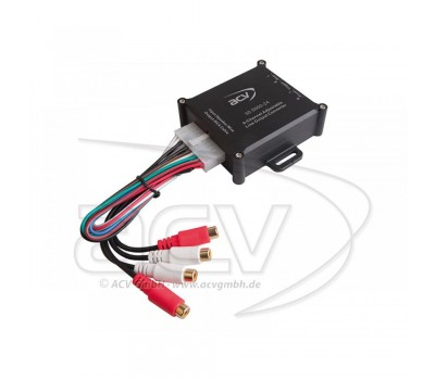 Конвертор уровня ACV 30.5000-24 (4 канала) Premium Level Line