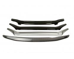 Дефлектор капота (мухобойка) BMW X3 2011- темный EGR (10031)