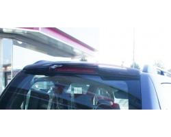 Дефлектор заднего стекла Nissan X-Trail -2007 темный EGR (527191)