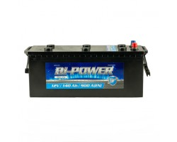 Аккумуляторная батарея Bi-Power 6CT-140 А1 Euro