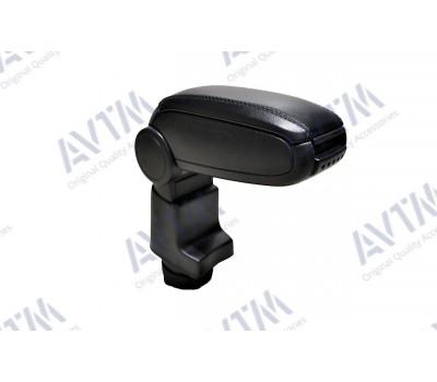 Подлокотник Peugeot 208 2012- /черный/ AVTM (545714603)
