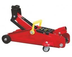 Домкрат гидравлический LAVITA подкатной 2т 10 кг 80-330 мм с низким подкатом пластик упаковка - картон (LA TA82001S)
