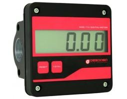 MGE-110 счетчик электронный для ДТ, бензина, керосина и масел 5-110 л/мин Gespasa