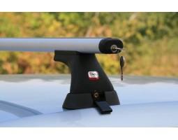 Багажник для автомобилей без водостоков KOALA K-0 алюминиевый 120 см Amos