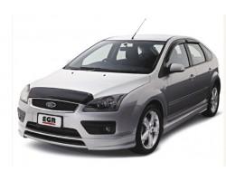 Защита фар Ford Focus 2005-2008 карбон EGR (4930CF)
