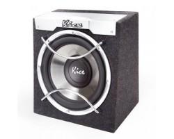 Сабвуфер Kicx ICQ-300 B