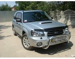 Защита противотуманных фар прозрачная Subaru Forester 2003-2005 EGR (237040)