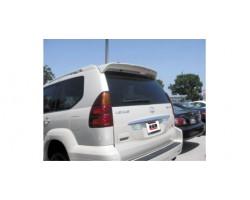 Спойлер задней двери под покраску Toyota Land Cruiser Prado 120 2003-2008 EGR (SPLR239180)