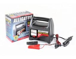 Зарядное устройство АКБ ALLIGATOR 6А, 12V, аналоговый индикатор