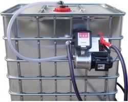 SAD-CDSM 45 л/мин 220В заправочный модуль для AdBlue с счетчиком (для контейнера CDS) Gespasa