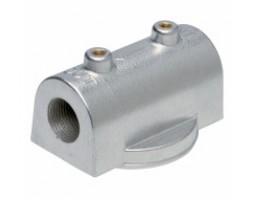 """Адаптер 400 H 1""""BSP из алюминия с точками фиксации М6 CN"""