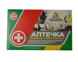 Аптечка универсальная Poputchik (02-022-П)