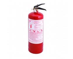 Огнетушитель порошковый 2 кг Poputchik (04-002-2)