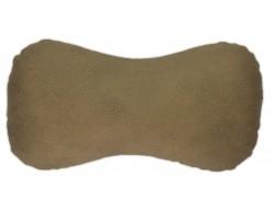 Подушка автомобильная подголовник GREY Poputchik (16-029)