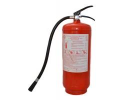 Огнетушитель порошковый 5 кг Poputchik (04-003-5)