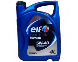Масло моторное ELF Evolution SXR 900 5W-40 (4л)
