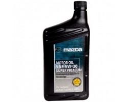 Масло моторное MAZDA   Super Premium  5W-30