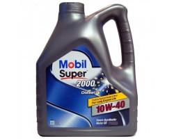Масло моторное Mobil Super 2000 X1 10W-40 Diesel 4л